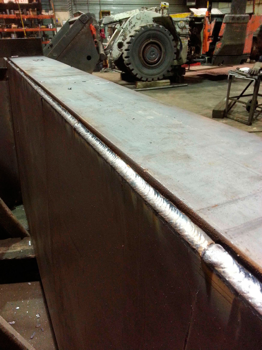710 x weld on 1-inch