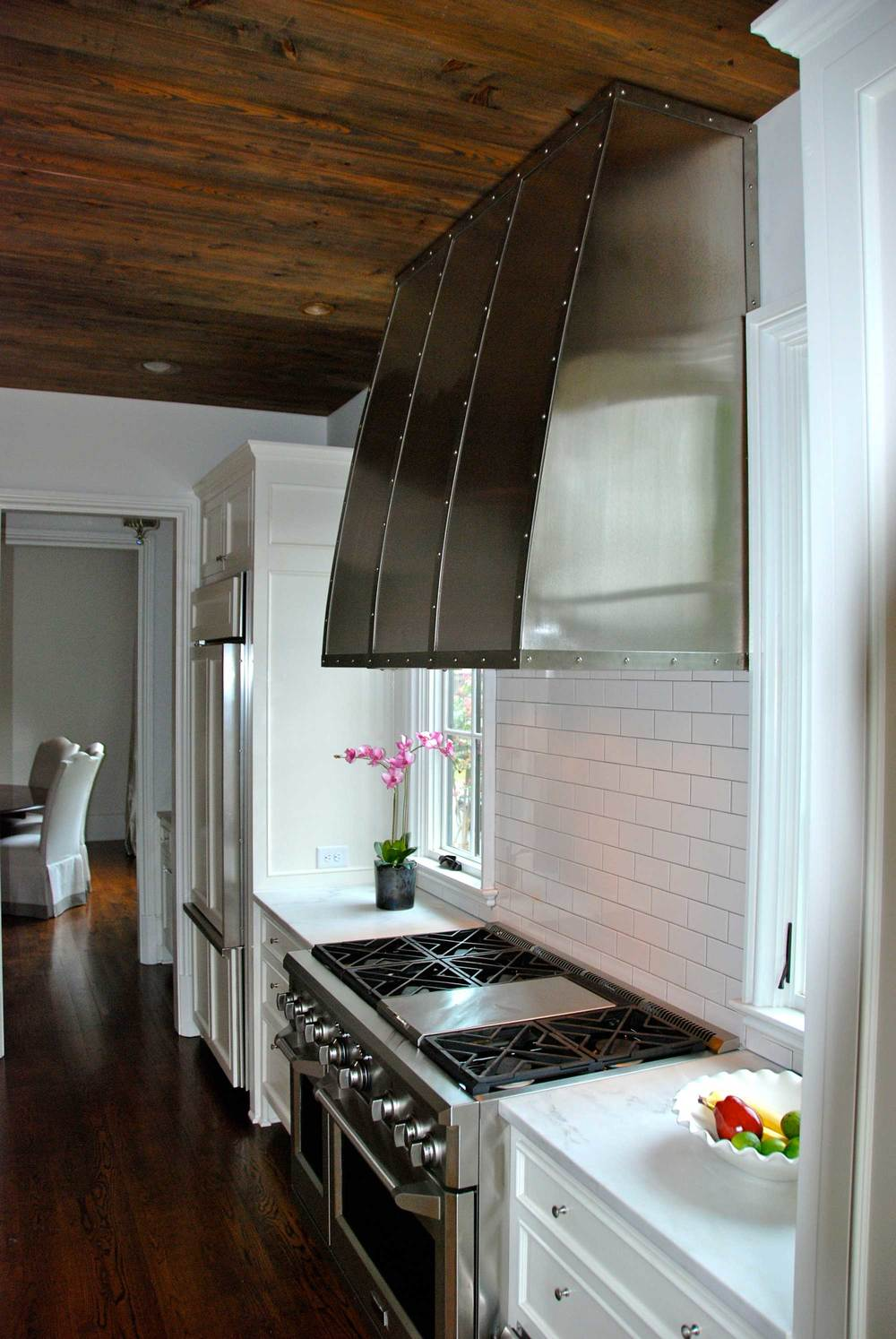 Alabama. Stainless hood. (1 of 3)
