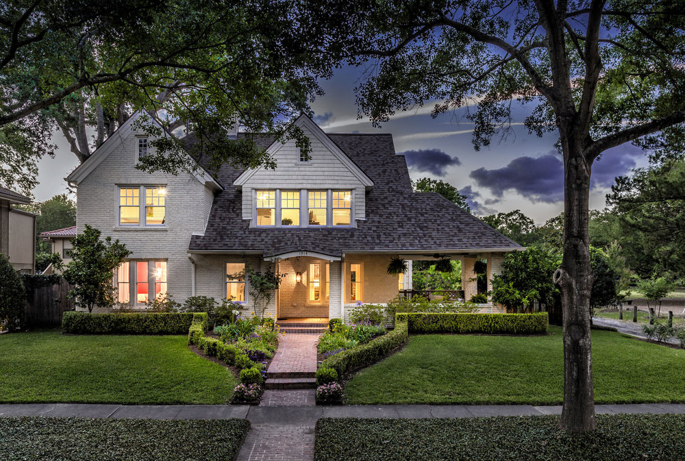 Offered at $1,995,000  5 BED · 3 BATH · 4316SQFT  Originally built in 1925 and meticulously  maintained, this stately Southampton home isone of the original homes built in the neighborhood! Nestled against Fleming Park on two sides of the home, and within walking distance of Rice University, this home is the best combination ofcharming heritage and thoughtful modernization.  Renovations include replacement of the electrical, plumbing, HVAC system, roof and windows.* Detached garage with guest quarters added in 2013. *per seller