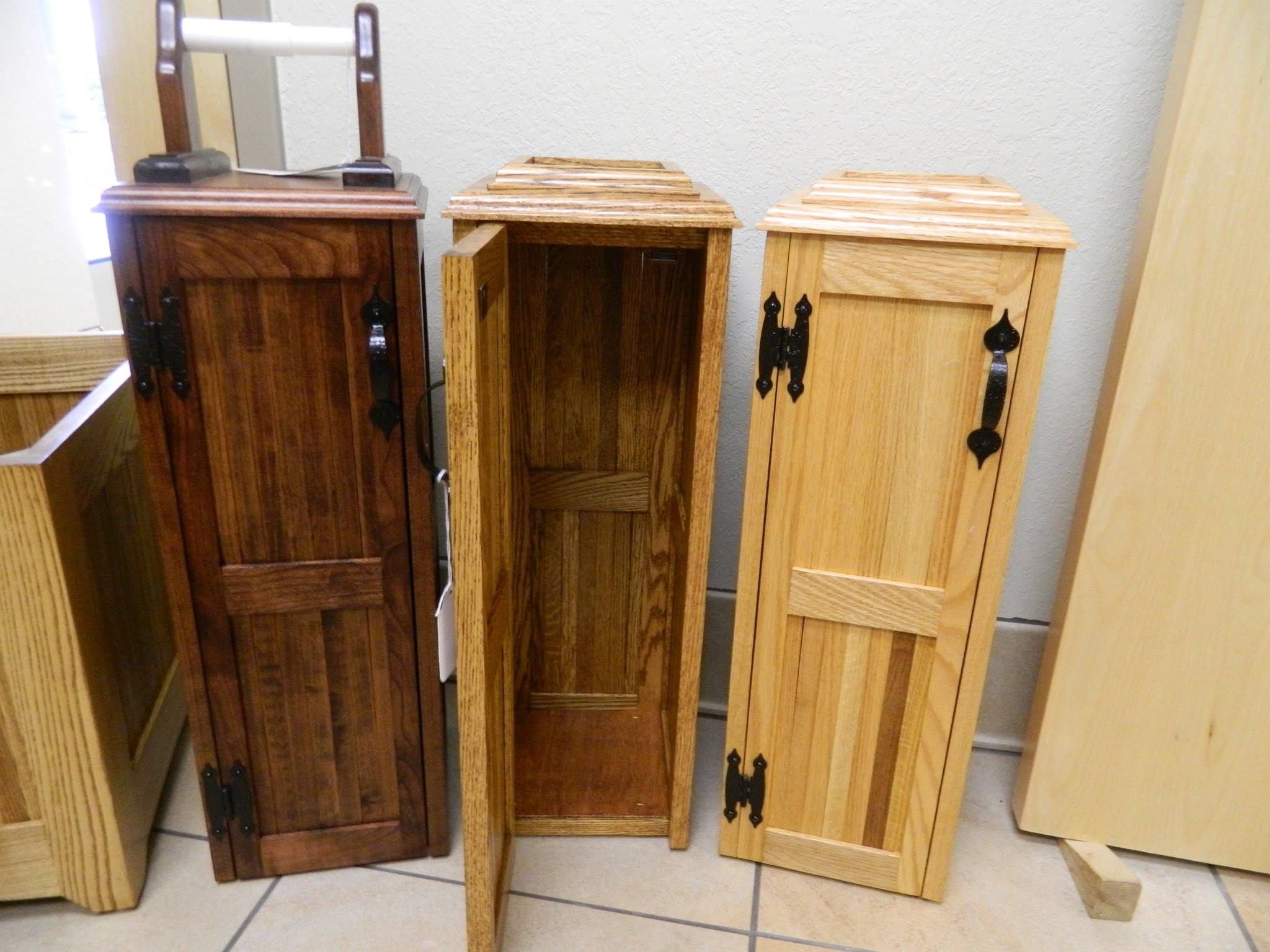 Lovely Toilet Paper Cabinets