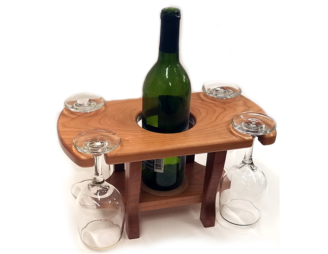 Wine Caddy   Table Top