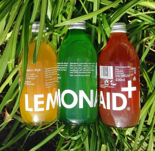 Lemonaid: The perfect trio.