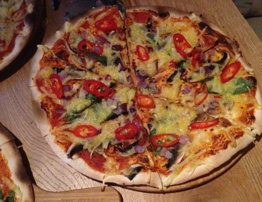 Whitechapel Stable Pizza Co Vegan Pizza Review VegansofLDN / Vegans of London