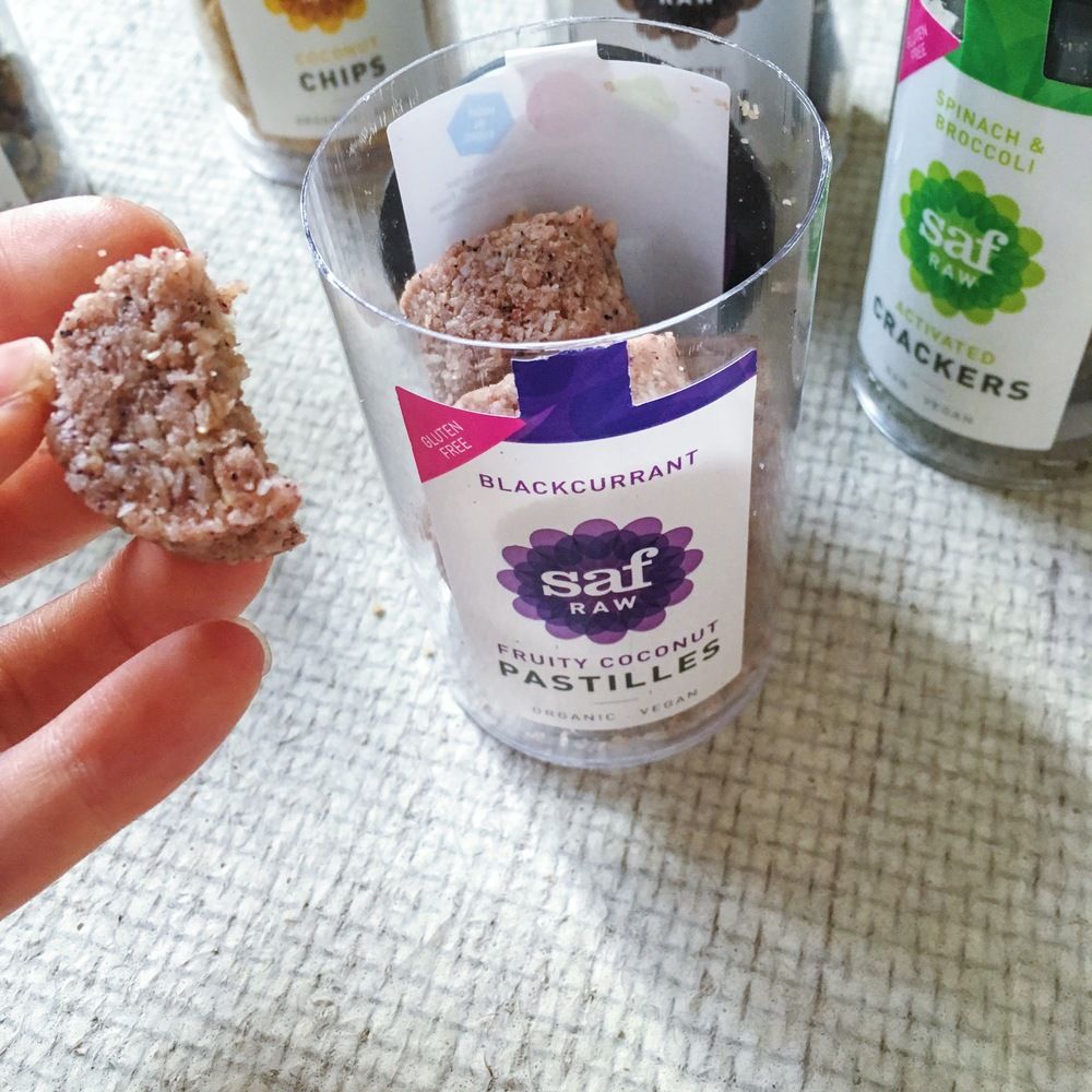Saf Raw / Saf Life Express: Raw Vegan Snack Review - Vegan Snacks in London, VegansofLDN / Vegans of LDN