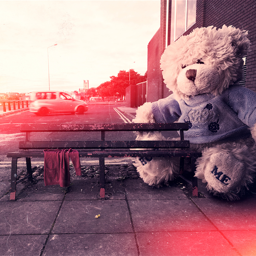 """""""WAITING FOR SOMEONE TO COME"""" - surreal stories"""