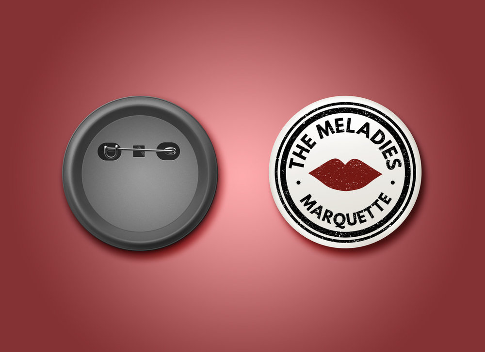 Meladies logo button