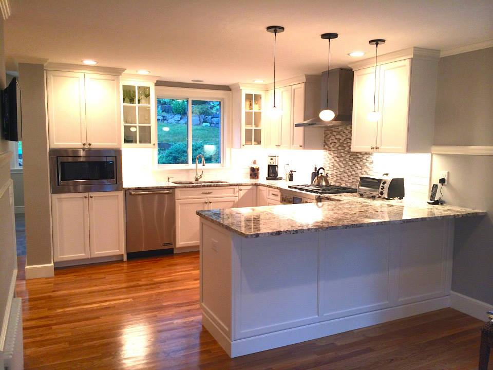 Medford kitchen overhaul