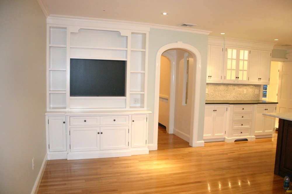 kitchen built ins