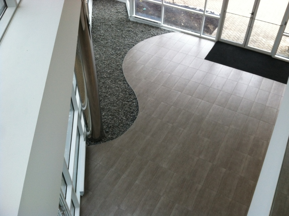 Specified Commercial Flooring - Dominion ceramic tile