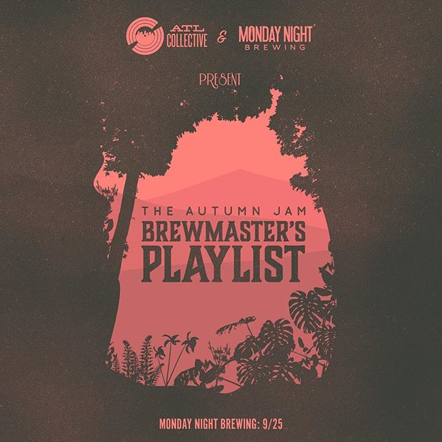 """TODAY! 5-8pm Sunday I'll be performing with ATL Collective for """"Brewmaster's Playlist: The Autumn Jam"""" at Monday Night Brewing! Come see me along with Michael Mann of Radiolucent, Prisca, Kyshona, Daniel Dewitt, and Trae Vedder, w/ some of Atlanta's best musicians. Show: 5pm. Get yourself some tickets!  TIX: http://www.atl-collective.com/  @atlcollective  @radiolucent  @prettyprisca  @tvtrae  @kyshona8  @dddewitt @mondaynight"""