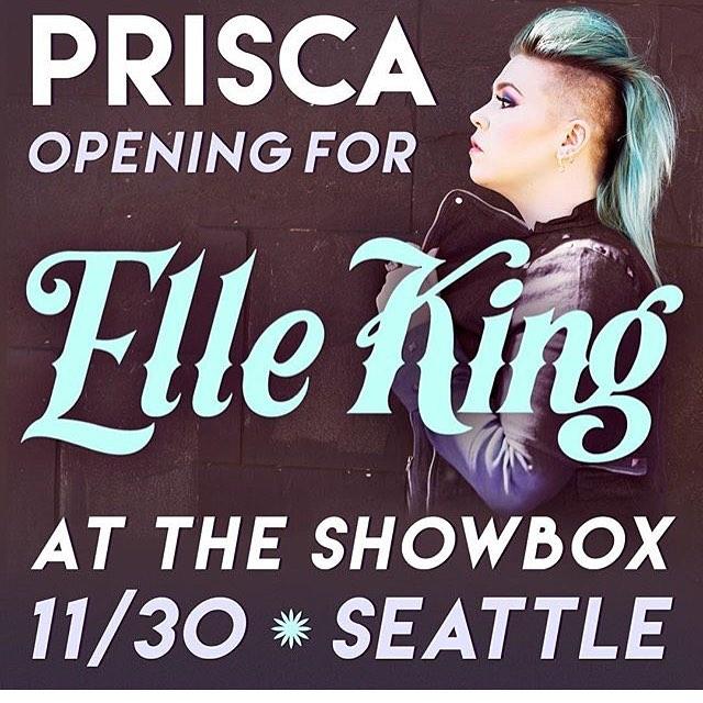 Tonight tonight tonight !!!! ✨✨✨ so pumped to open for the beautifully badass @elleking  #DeltaAmexPerks @bravoocean