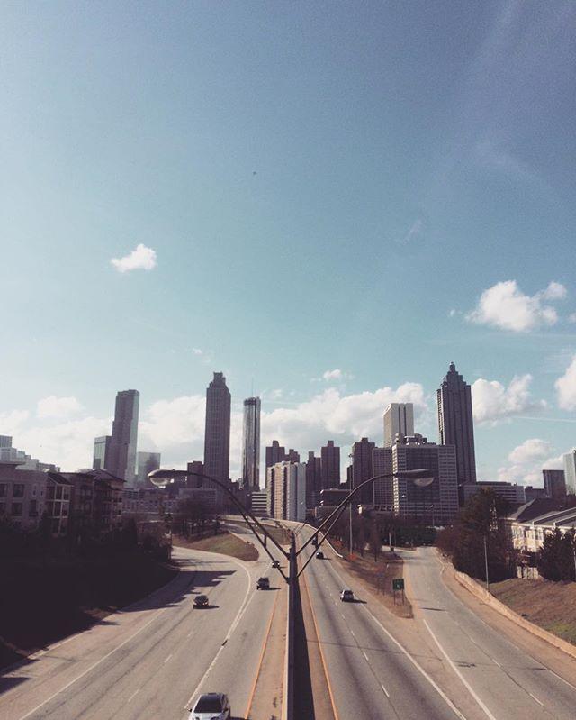💙 my city #weloveatl