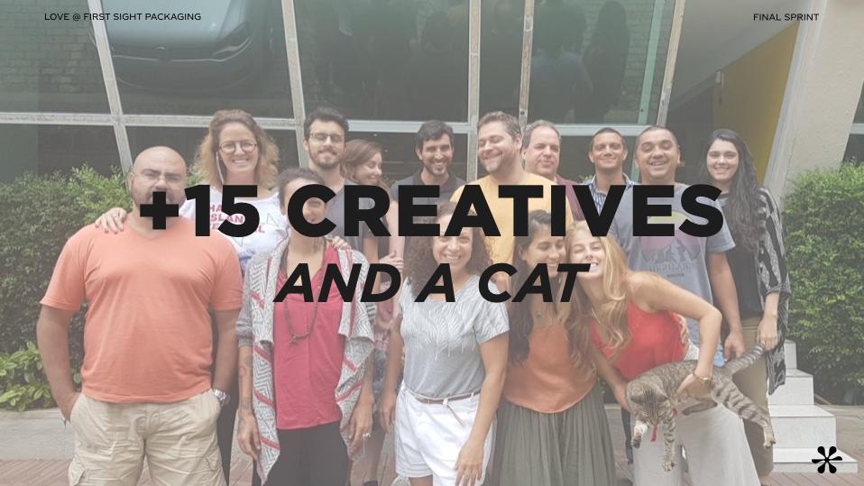 Contamos com uma equipe de designers, administradores, publicitários, videomakers, pesquisadores e muito mais para realizar este projeto.