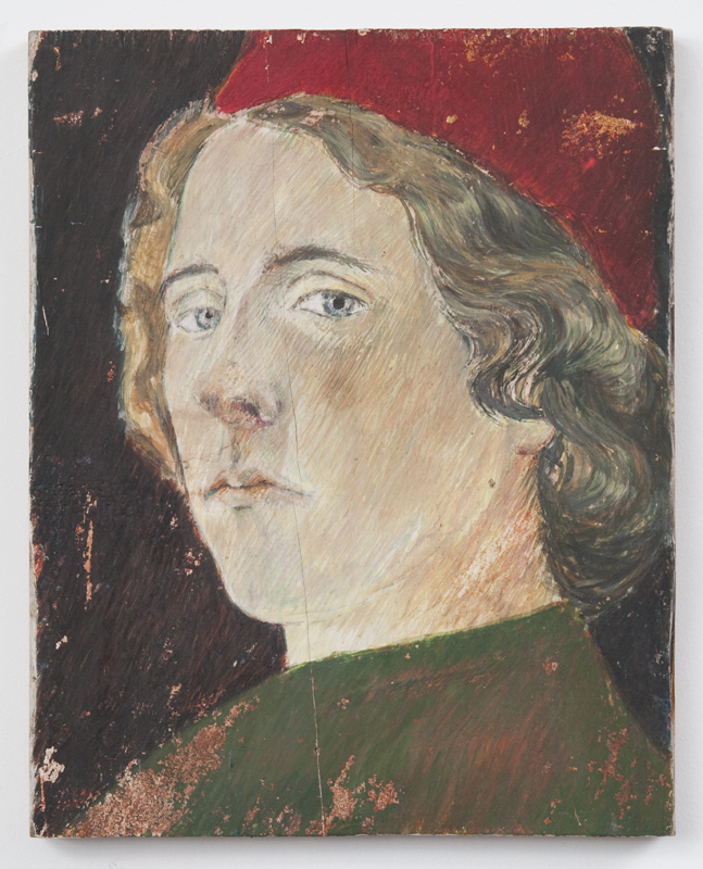 Self-Portrait, 1972