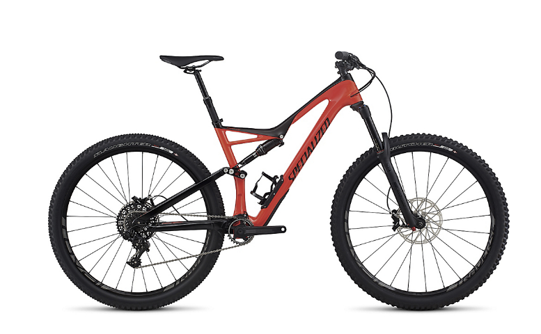 2017 Specialized Stumpjumper FSR Expert Carbon 29