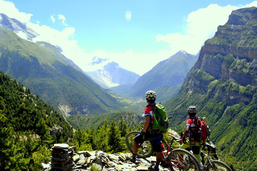 Photo courtesy of  Himalayan Singletrack