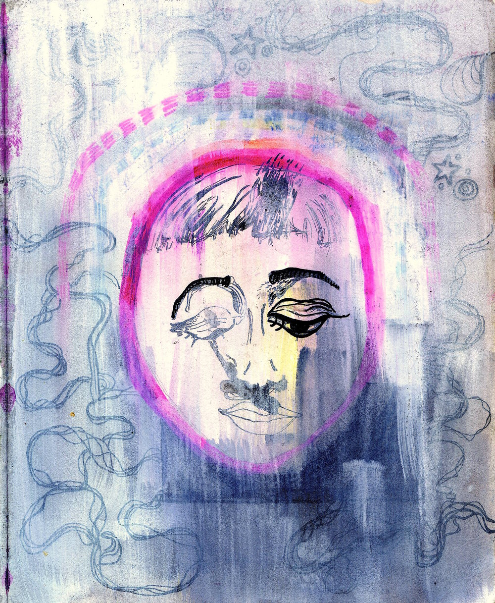 ephemeral blob (2016)