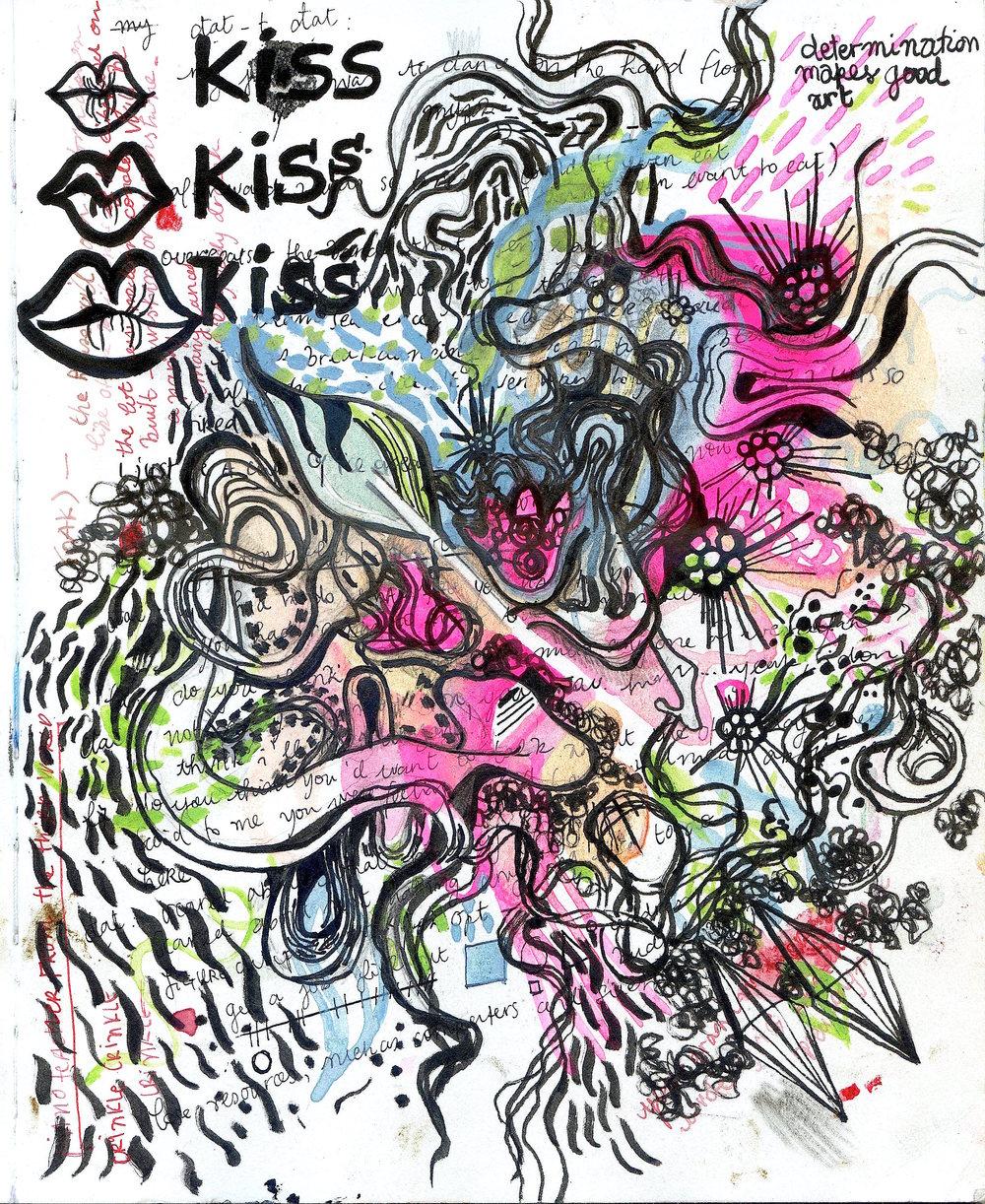 kiss meditation (2015)