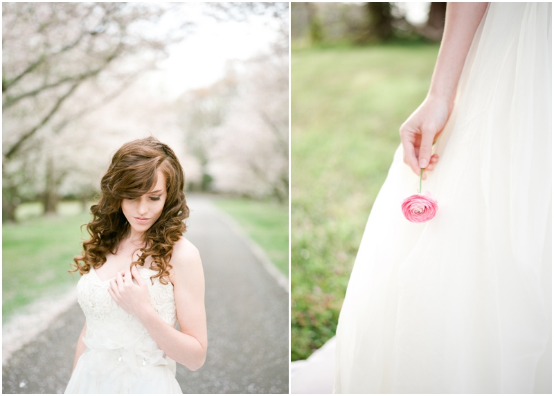 Catherine Marciniak-Cherry Blossom Spring Wedding 1