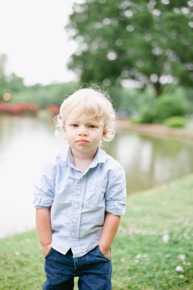 Charlotte South Park Family session