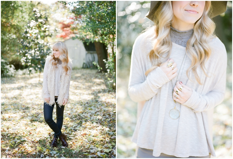 Fall Photoshoot - North Carolina - Catherine Marciniak Photography 1
