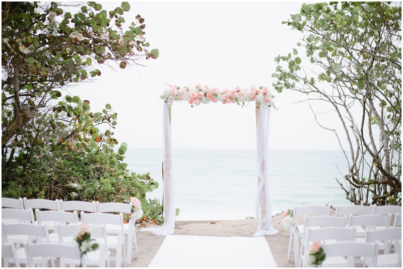 Jupiter Beach Resort Wedding  2