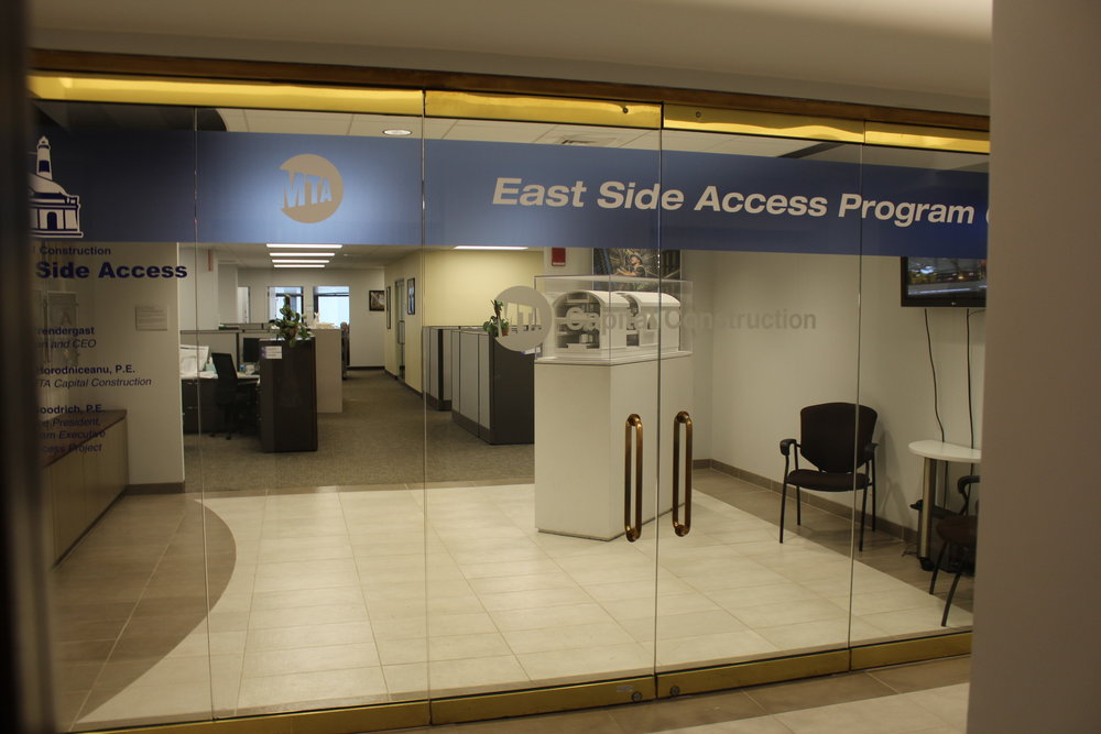 MTA East Side Access Office Renovation