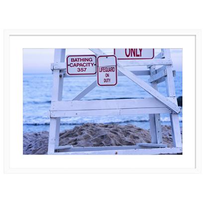"COOPER'S BEACH I  | 36"" x 24"" | $600"