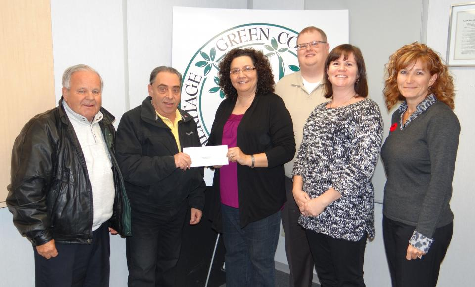 Heritage Trust funding for the santa claus parade