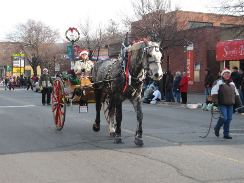 Stoney Creek Santa Claus Parade, 2009