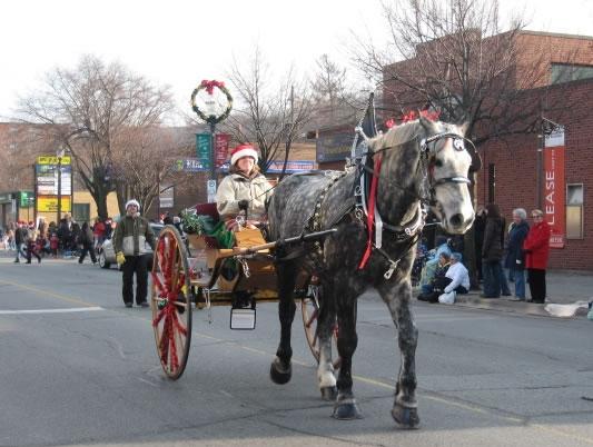$6,650 to the 2016 Stoney Creek Santa Claus Parade