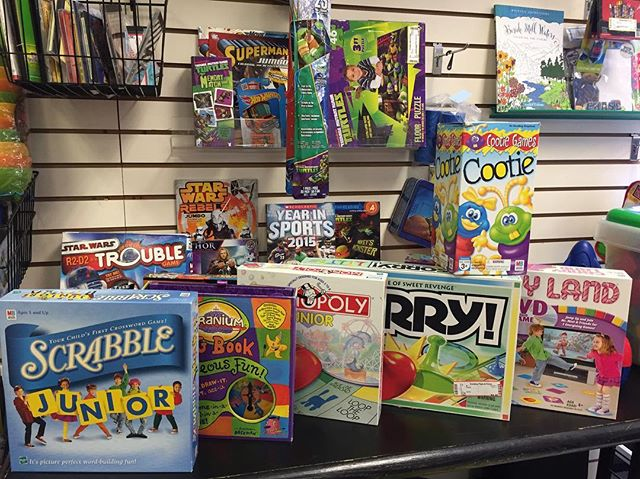 The classics for a family game night! Only on Broadway! Come check us out 👍🏼 🎲✨