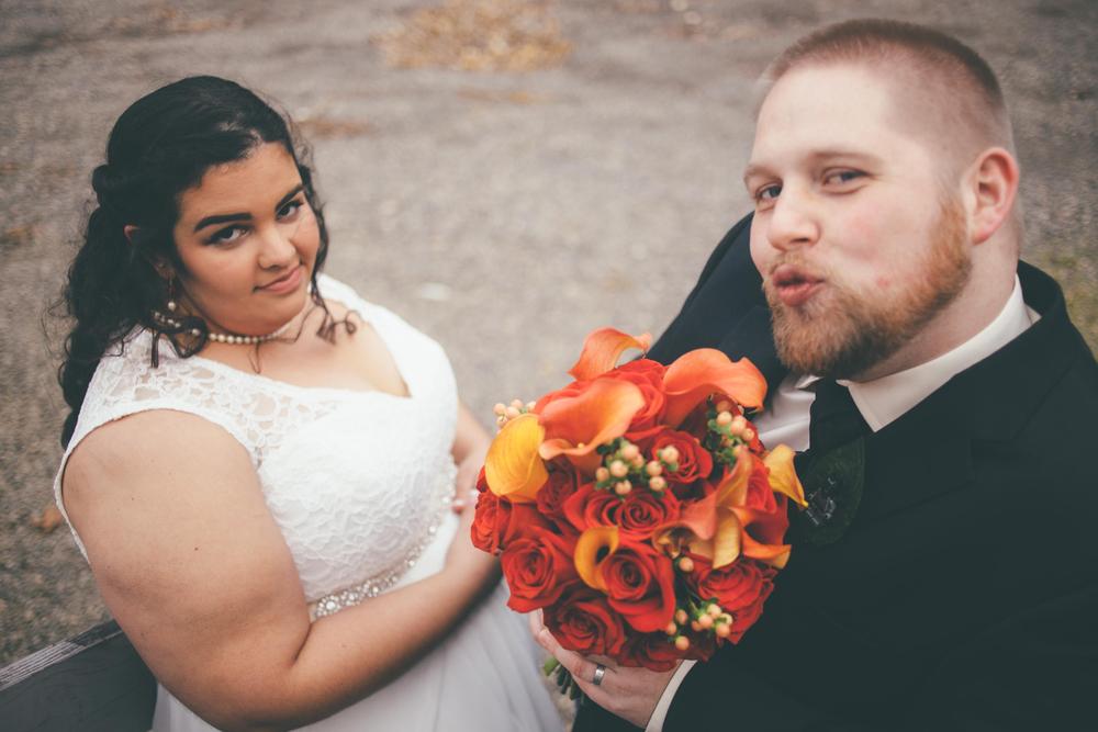 ALLAN + OLIVIA |WEDDING