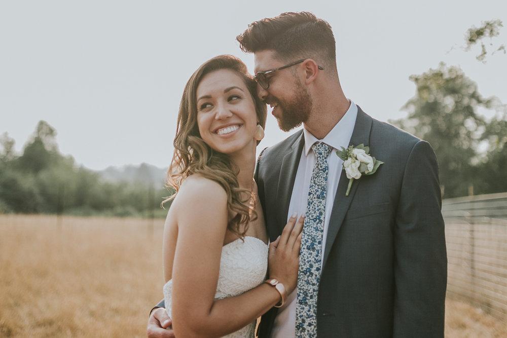 Jeff & Rachel | Enumclaw, WA