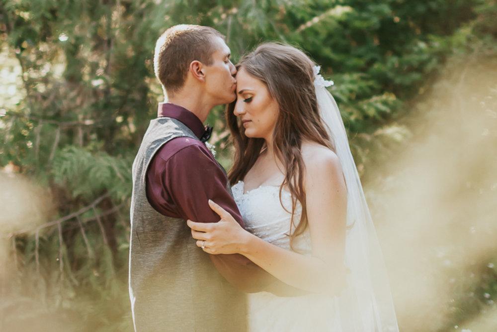 Micah & Melissa | Easton, WA