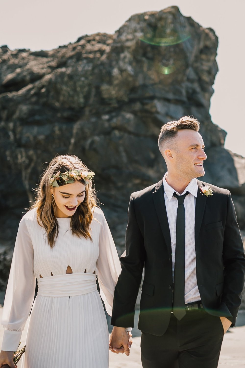 COASTAL ELOPEMENT -