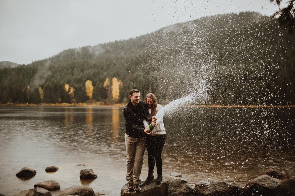 JOHN & LILY | MT. HOOD