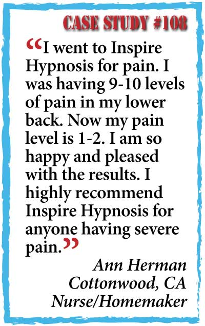 inspire hypnosis case study 108.
