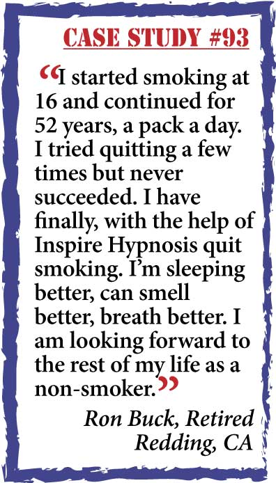 inspire hypnosis case study #93.