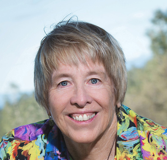 Master hypnotist, marge perry, owner of inspire hypnosis in redding, ca.