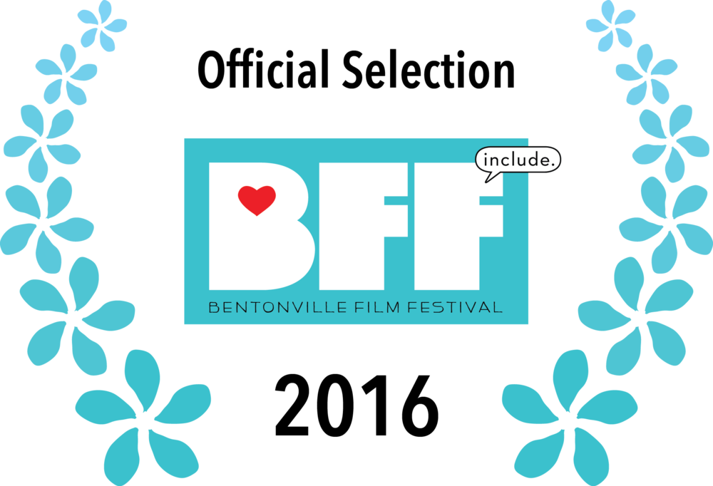 Official Selection Bentonville Film Festival - Good Enough has been selected to play in competition at the 2016 Bentonville Film Festival along with a pretty impressive line up.