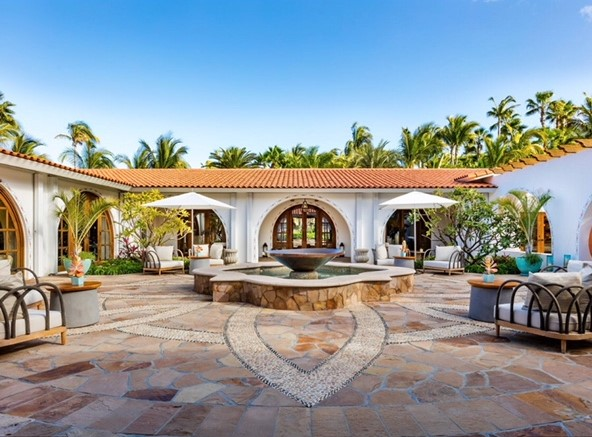 THe one and only palmilla - Spa-aaaaah!