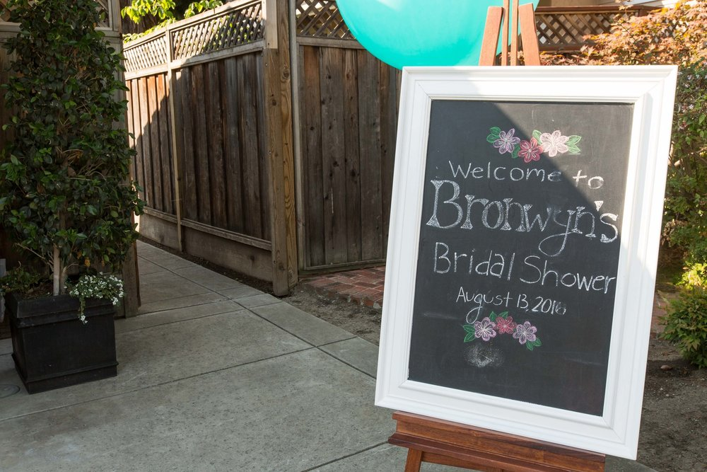 My Bridal SHower - I am such a lucky woman to have such amazing best friends to throw me such a beautiful and fun filled bridal shower! And also, to have so much family, and life long friends attend to celebrate my upcoming special day!