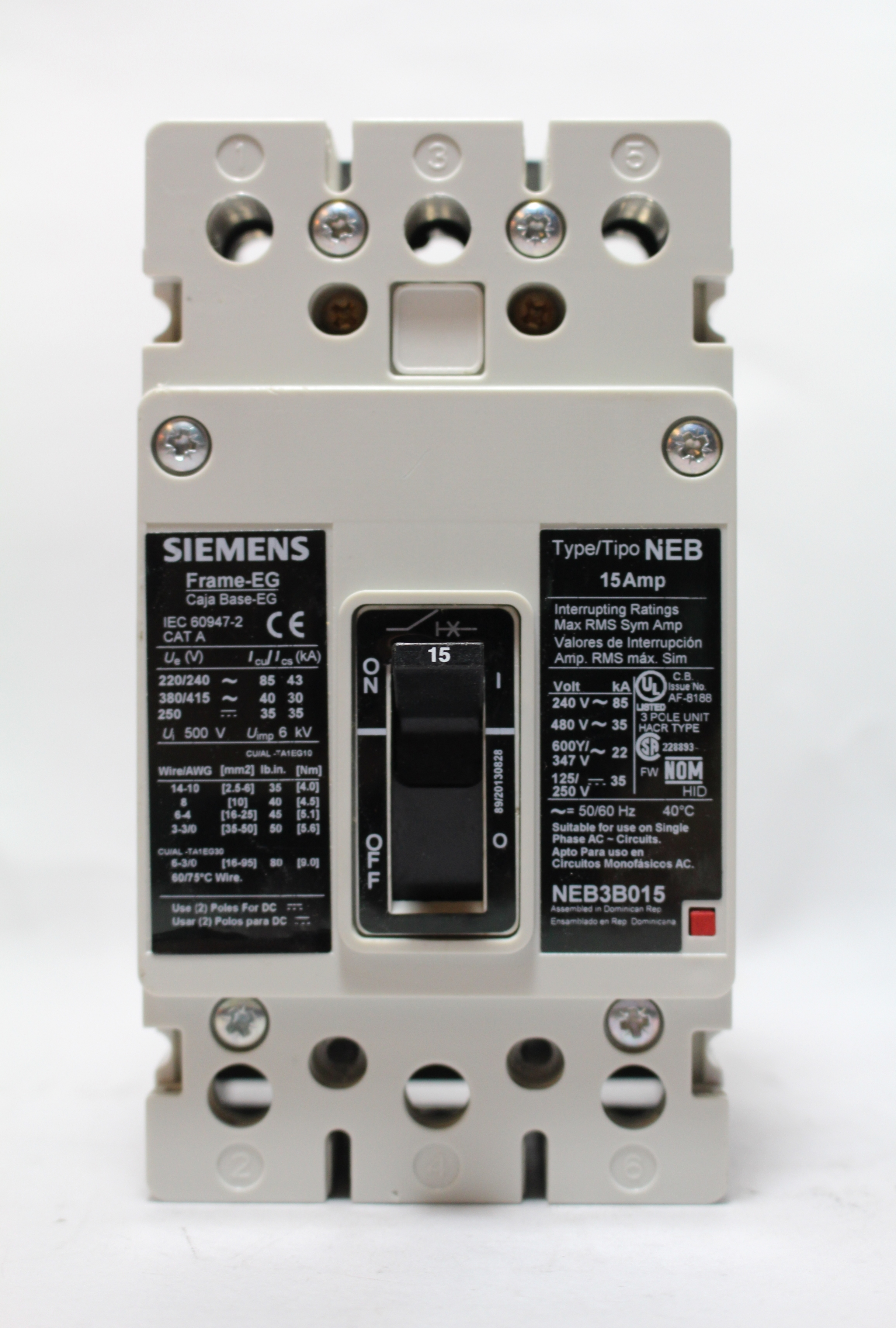 Electrical Surplus Distribution Llc Have A E Mail Us At Info 2500w Phase Control Siemens Ite