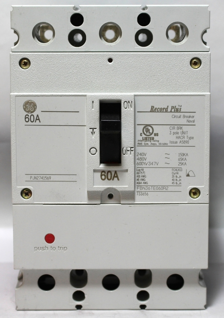 Electrical Surplus Distribution Llc Have A E Mail Us At Info Trippingcircuitbreakerpaneljpg Fbn36te060r2a