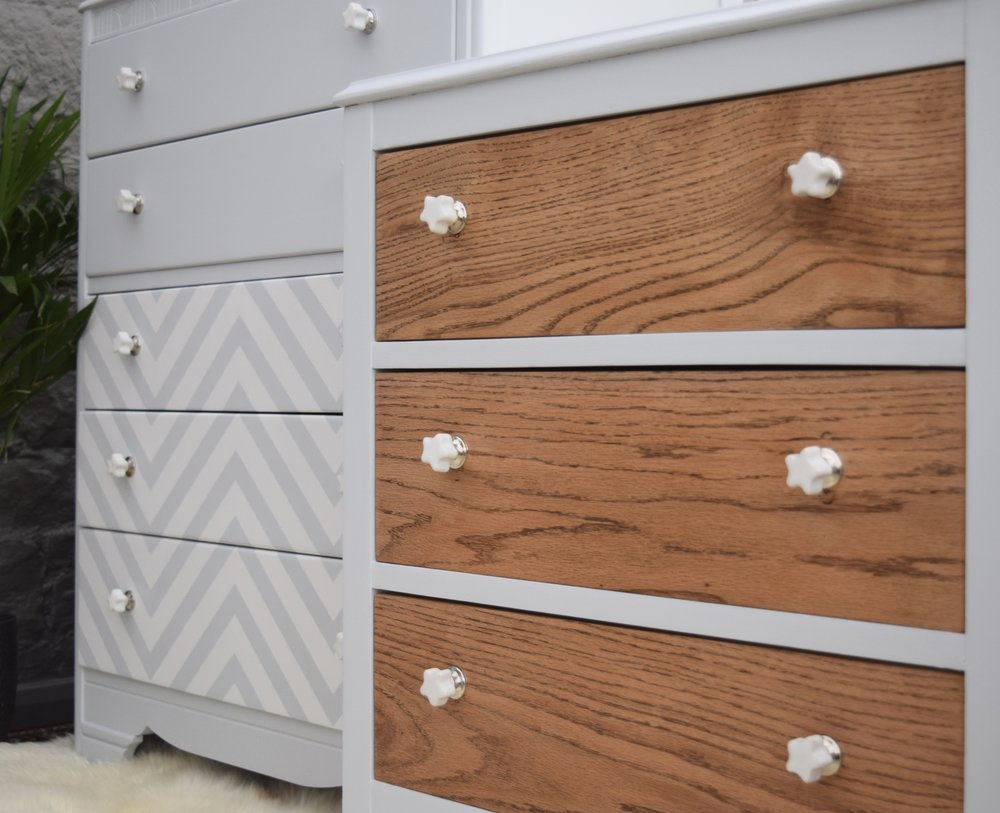 CHILDREN'S BEDROOM DRAWERS