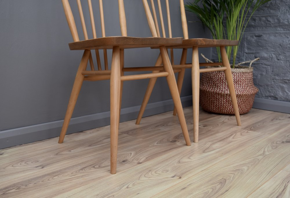 ERCOL ALL-PURPOSE CHAIRS