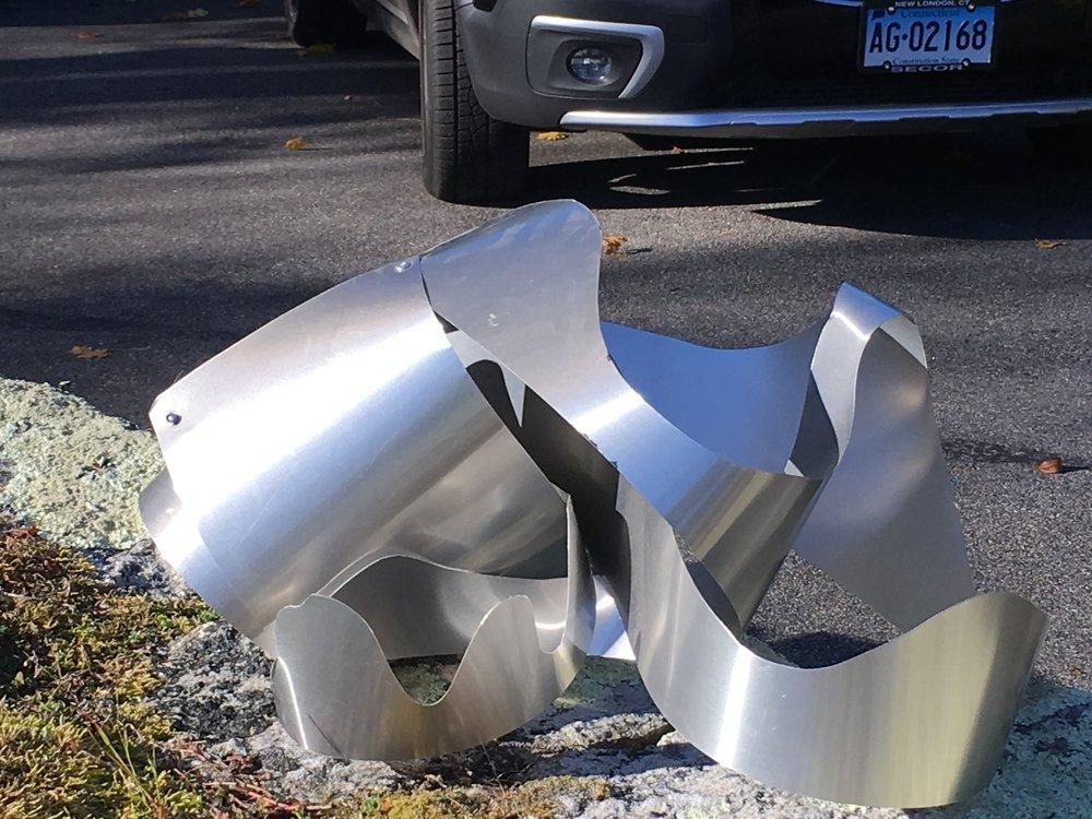 Sculpture #37 - Aluminum 2018