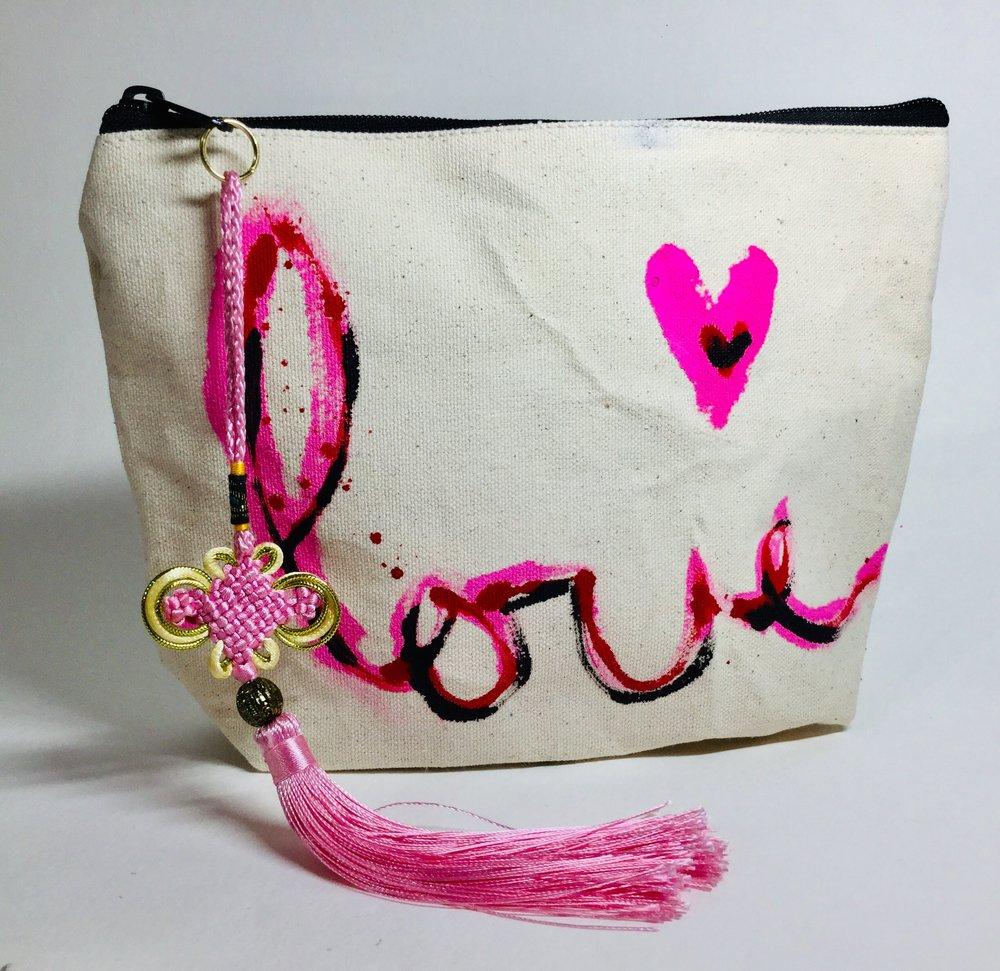 Love (Pink Tassel)