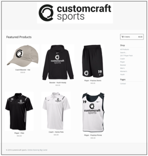 Sample Online Store
